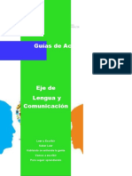 Guias Eje de Lengua y Comunicacion(1)