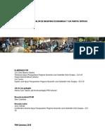 Mapeo Cadena Valor Iniciativas Económicas y puntos críticos 2016-2017