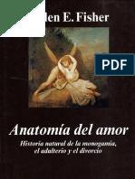 Fisher, Helen - Anatomia del amor