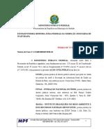 Polícia Federal faz operação contra garimpo ilegal em área indígena do Pará