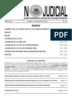 Boletín 31 de Agosto de 2018