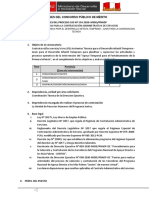 BASES CAS VIRTUALIZADAS CAS N° 154-2020