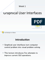 week1 pdf Interactive computer graphics