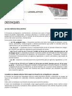 Observatório Legislativo - Edição nº 144 - Ciesp