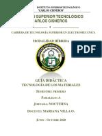 1AN TECNOLOGÍA DE LOS MATERIALES_MV unidad 4