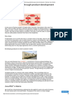Chapter-6_Achieving-growth-through-product-development - Business Case Studies