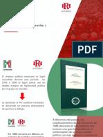 2-2 Partidos Políticos y Construcción de Instituciones 2