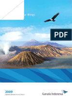 Garuda Indonesia Annual Report 2009