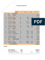 Presupuesto Contractual - NIL.xls