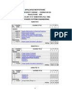 M.E. _Power System Engineering_