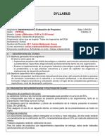 syllabus Implementacion Proyectos_O_2020