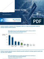 2020 WIND Ventures VC Survey on Latin America for Startup Growth