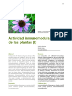 39Actividadinmunomoduladoradeplantas