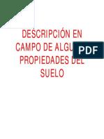 2 Descripción de propiedades en campo(1)