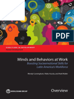 Minds and Behaviors at Work - Boosting Socioemotional Skills for Latin America's Workforce (2016, Cunningham, Acosta & Muller) Overview.pdf