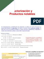 Factorización y Productos notables.pdf