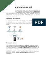 Qué es un protocolo, Direccion IP, Direccion MAC.docx