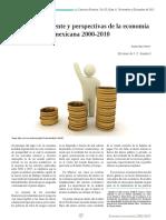 Economía mexicana 2002-2010