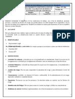 SST-066 Procedimiento de Identificación y Valoración de Riesgos y Peligros