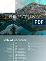 2019 Impact Report - Sonen Capital