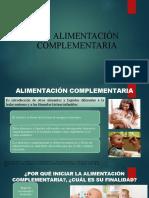 ALIMENTACION COMPLEMENTARIA FINAL.pptx