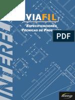 MULTIVIA-Fichas técnicas VIAFIL