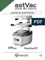 manual BIO ART P7