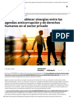 Guía para establecer sinergias entre las agendas anticorrupción y de derechos humanos en el sector privado _ ComunicarSe