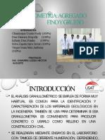 TODO DIAPOSITIVAS -Granulometria-