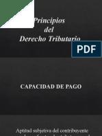 CAPACIDAD DE PAGO, PROPORCIONALIDAD E IGUALDAD