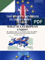 THE UNITED KINGDOM IN THE EUROPEAN UNION.pptx