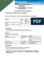 Reporte de Práctica  No.1 Soluciones y Solubilidad LISTA