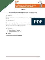 Taller_Interpretacion _ISO _9001_2015
