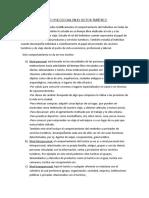 EL COMPORTAMIENTO PSICOSOCIAL EN EL SECTOR TURÍSTICO