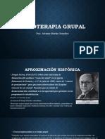 Tema 2. Los alcances de la psicoterapia