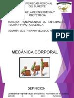 Equipo9 Mecánica corporal y posiciones del pte. LIZETH