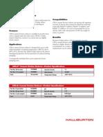 CFR 6 Cement Additive