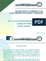 IMPUESTO DE INDUSTRIA Y COMERCIO Y SU COMPLEMENTARIO DE AVISOS Y TABLEROS.ppt
