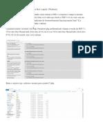Como utilizar o php. (Windows)