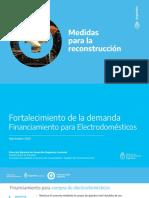 20200921 Financiamiento Electrodomésticos
