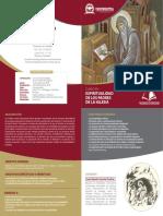 Curso de Espiritualidad de los Padres de la Iglesia -  Brochure