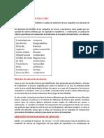 7.1 UBICACIÓN DE LAS INSTALACIONES