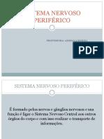 SISTEMA NERVOSO PERIFÉRICO 2.1