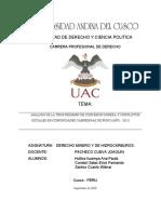ANALISIS DE TESIS RÉGIMEN DE CONCESIÓN MINERA Y CONFLICTOS SOCIALES EN COMUNIDADES CAMPESINAS DE PUNO.docx