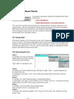 Part3 T05 PowerPad Calculation Wizard Tutorial