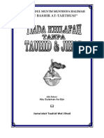 Abu Bashir at-Tarthusi - Tiada Khilafah Tanpa Tauhid & Jihad