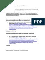 Referencias bibliográficas requeridas de la Unidad III del curso