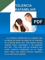 Violencia Y AGRESION intrafamiliar