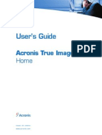 ACRONIS uputstvo
