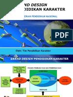 (1) Grand Desain Pendidikan Karakter